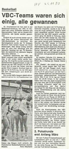 1980_WV-Bericht_Erste_Zweite_Frauen
