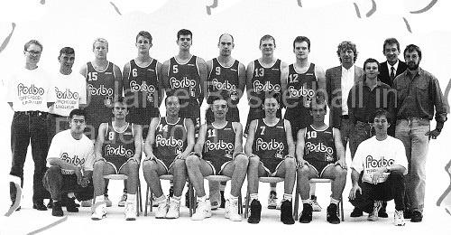 1994: Erstmaliger Aufstieg in die 1. Bundesliga