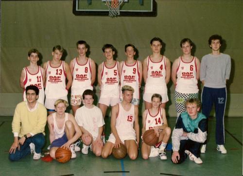 VBC_B-Jugend_Saison_1989-90-Westfalenliga