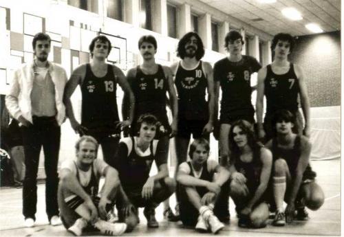 VBC Herrenmannschaft_1982_Dritte_oder_Zweite