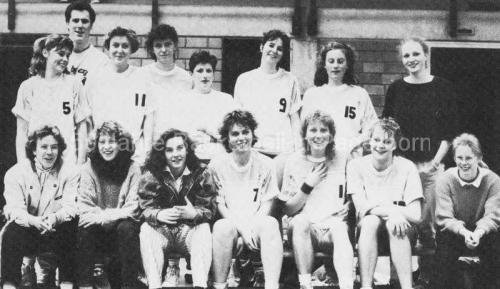 1988: Meister der Frauen-Oberliga