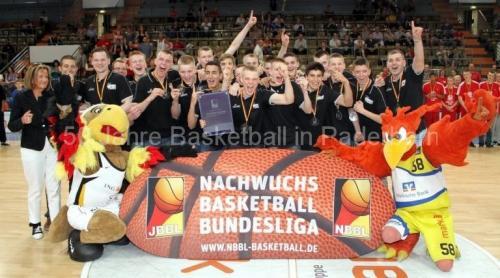 2012: Deutscher Meister der U16